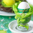 Easter egg. — Stockfoto