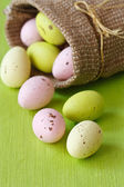 Easter eggs. — Fotografia Stock
