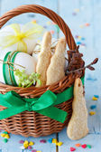 Easter basket. — Stockfoto