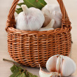 Garlic. — Stock Photo #9806939