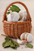 Garlic. — Stock Photo