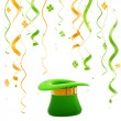 St. Patrick day colorful background — Stock Photo #10049867