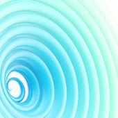 Vortex ondulés abstrait tourbillon fond — Photo