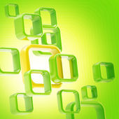 Light green copyspace abstract background — Stock Photo