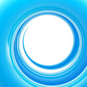 Abstract background made of blue twirl — Stock Photo