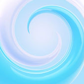 Spiral twirl as abstract background — Stock Photo