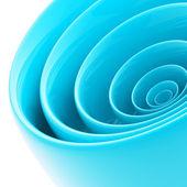 фон из абстрактных пластиковые кружки — Стоковое фото