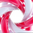 Abstract background made of spiral twirl - Foto Stock