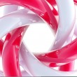 Abstract background made of spiral twirl - Photo