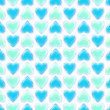 Seamless background texture made of love hearts — Photo