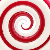 Twirl brilhante colorido como um abstrato — Foto Stock
