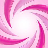 Circle frame background made of twirls — Stock Photo