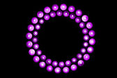Purple lights — Stock Photo
