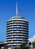 Capitol Records Tower — Stock Photo