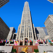 Постер, плакат: Rockefeller Center NYC