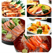 Stock Photo: Favorite Japanese food