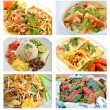 Favorite thai food - Foto Stock