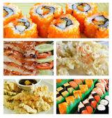 Cocina japonesa favorita — Foto de Stock