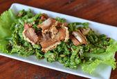 Thai style food — Stock Photo
