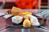 甜点 — 图库照片