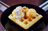 Gaufre — Photo