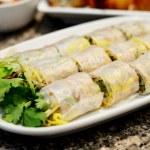 Vietnamese Food — Stock Photo #8340450