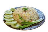 Smażony ryż — Zdjęcie stockowe