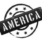 America - Stamp — Stock Photo #10165154