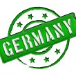 Stock Photo: Germany - Stamp