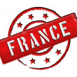 Stock Photo: France - Stamp