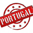 Stock Photo: Portugal - Stamp