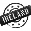 Stock Photo: Ireland - Stamp
