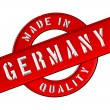 Stock Photo: Made in Germany