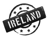 Ireland - Stamp — Stock Photo