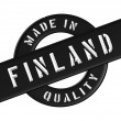 Made in Finland - Stockfoto