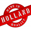 Stock Photo: Made in Holland