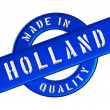 Made in Holland — Photo