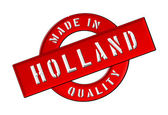 Made in Holland — Stock Photo