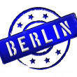 Stamp - BERLIN — Stock Photo #10356965
