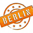 Stamp - BERLIN — Stock Photo #10357029