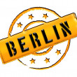 Stamp - BERLIN — Stock Photo #10357072