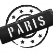 Stamp - PARIS — Stock Photo #10357371