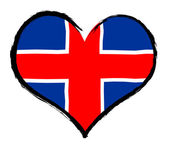 Heartland - Iceland — Stock Photo