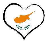 Heartland - Cyprus — Stock Photo