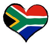 Heartland - South Africa — Stock Photo