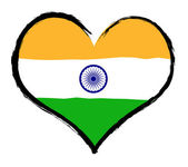 Heartland - Indien — Stockfoto