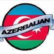 Постер, плакат: Circle Land AZERBAIJAN