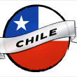 Stock Photo: Circle Land CHILE