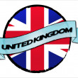 Circle Land United Kingdom — Stock Photo