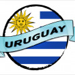 Stock Photo: Circle Land Uruguay